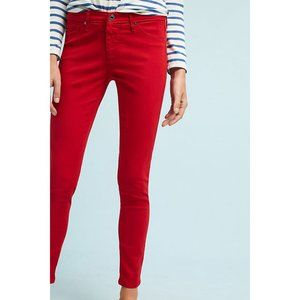 AG The Abbey Ankle  Mid Rise Skinny Jean 27R